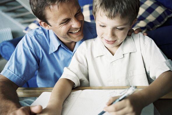 No se trata de que te conviertas en un 'profesor de casa', sino de que m...