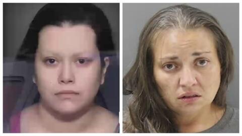 Arrestan a dos madres de Arizona acusadas de causarle la muerte a sus hi...