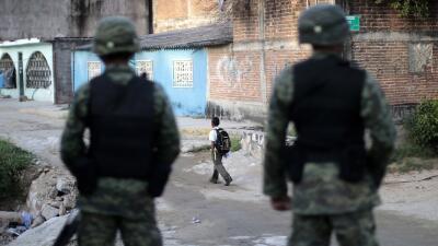 Abuso contra niños en México.