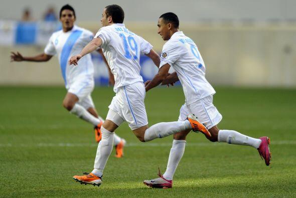 La selección de Guatemala explotó con su mejor juego ofens...