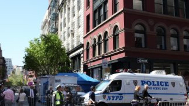 El estudio indocó que en Nueva York se produjo un nuevo aumento de incid...