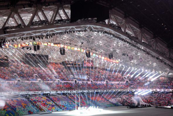 El presidente ruso, gran impulsor del proyecto olímpico de Sochi, se ha...