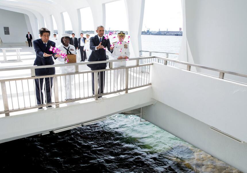 El fotógrafo de la Casa Blanca se despide de Obama con sus mejores fotos...