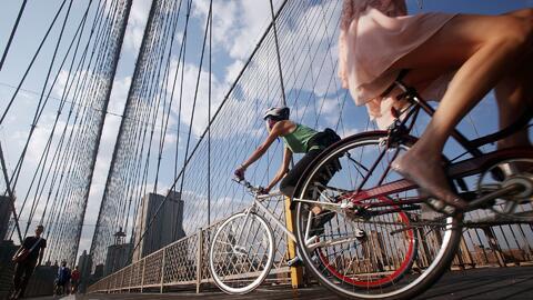 Accidentes que involucran a ciclistas cuestan 2,400 millones de dólares...
