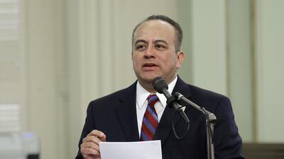 El asambleísta Raúl Bocanegra ha sido acusado de acoso sexual por seis m...