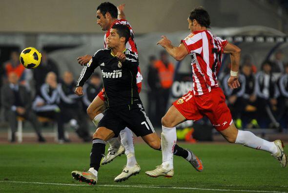 Y es que el Real Madrid había jugado antes.