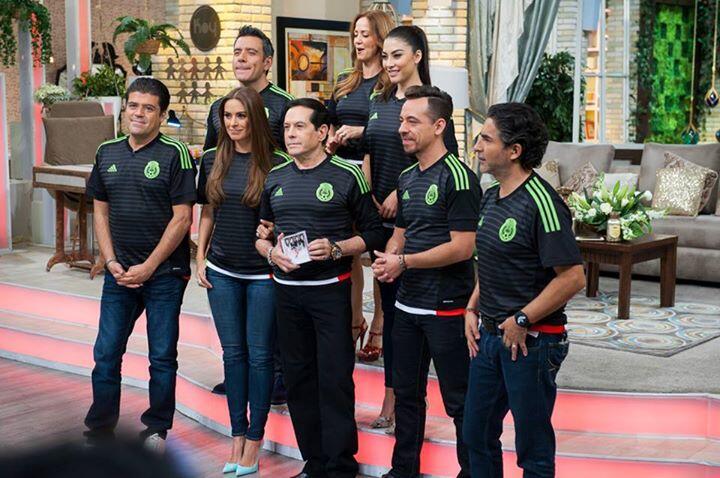 Comienza la semana al grito de ¡Vamos México!