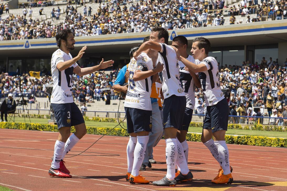 En fotos: CU sigue sin pesar; Pumas y Necaxa empatan a un gol 20180401-2...