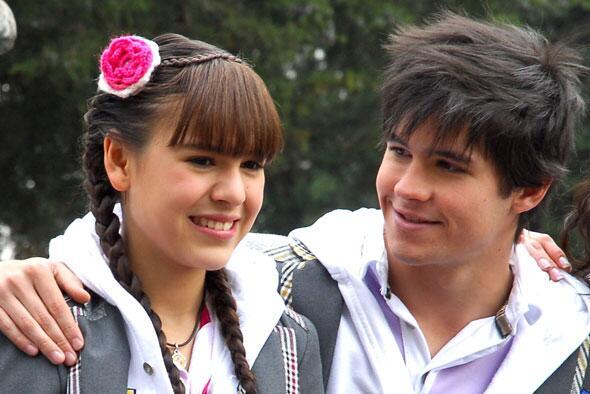 Danna Paola y Eleazar