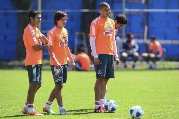 Por otra parte, luego de la eliminación de Chivas en la Copa MX,...
