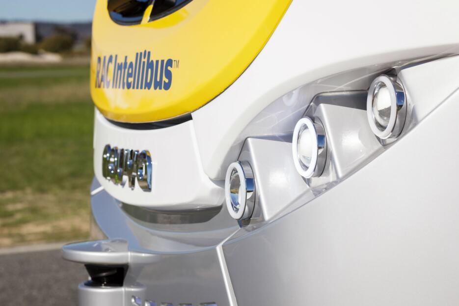 Fotos del Navya Arma, el minubius autónomo eléctrico que quiere conquist...