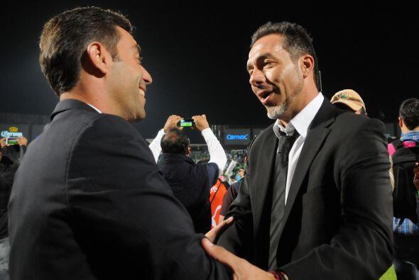 Pedro Caixinha y Gustavo Matosas, dos técnicos de élite en la liga mexic...