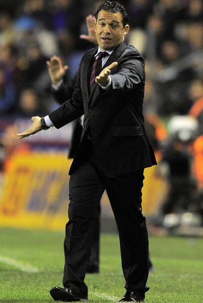 Como Técnico se encuentra el entrenador del Getafe, Luis García, ya que...