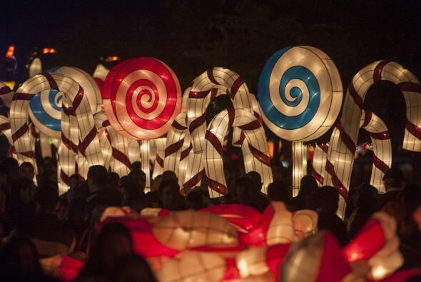 El Festival Luminasia llegó a Monterrey  reconocido en el mundo como el...