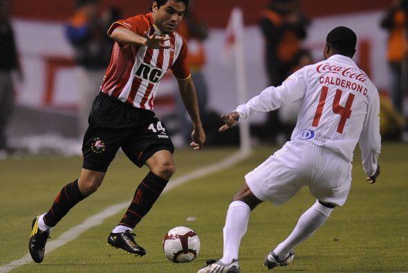 Para jugar la Recopa Liga ganó la Sudamericana 2009 y Estudiantes la Lib...
