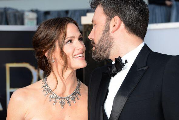 Actualmente forman uno de los matrimonios más sólidos de Hollywood, pues...