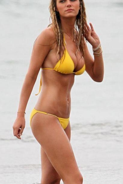 La modelo apoyó en todo momento la carrera de su esposo, quien ya se ret...