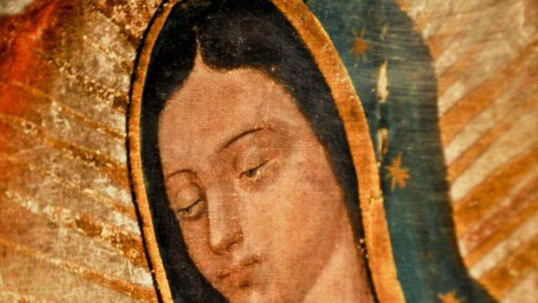 La Virgen de Guadalupe se apareció 3 veces al indio Juan Diego, p...