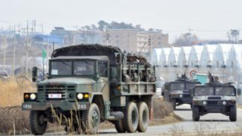 Kim Jong-un ordenó en marzo a los trabajadores de la industria de armas...