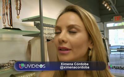 Ponte Bella con Ximena: La moda para tus fiestas de fin de año