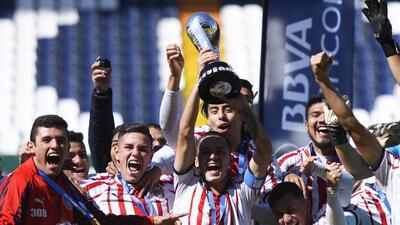 Ellos si sacaron la casta; Chivas campeón de la Liga MX sub-20