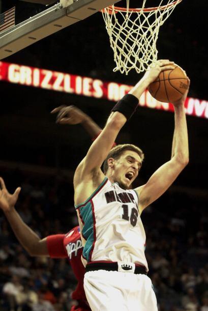 Se convirtió en el segundo español en jugar en la NBA tras...
