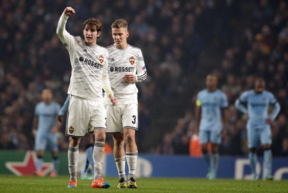 El CSKA sorprendió al Manchester City en su casa al vencerlos por...