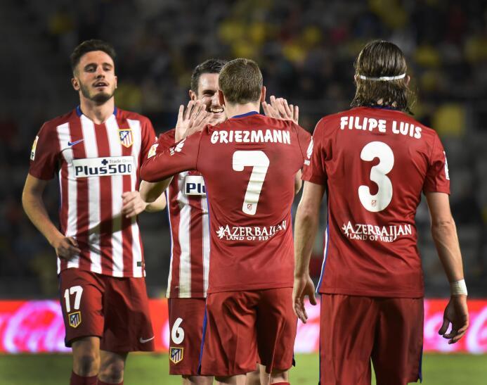 Barça, Real y Atléti golean en la Liga