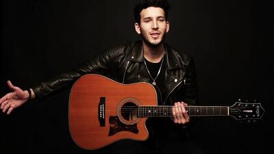 Sebastián Yatra: 'Mi padre me regaló mi primera guitarra'