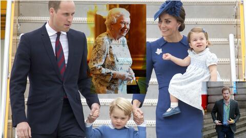 Británicos prefieren a William como rey