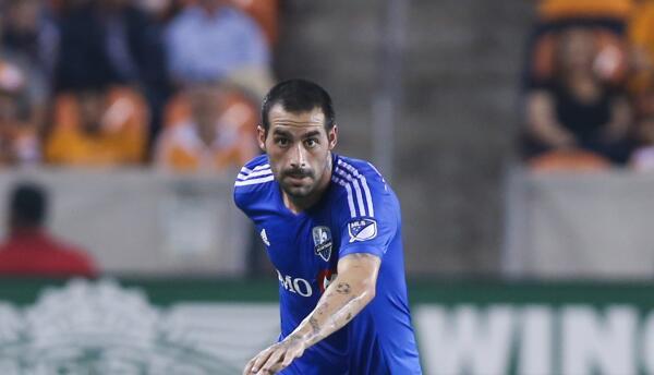 Andrés Romero, Montreal Impact