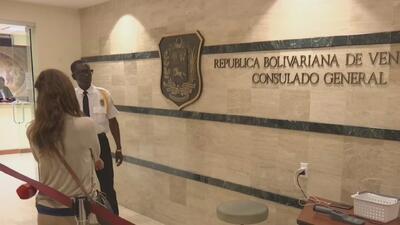 Ya está operando el consulado de Venezuela en Miami