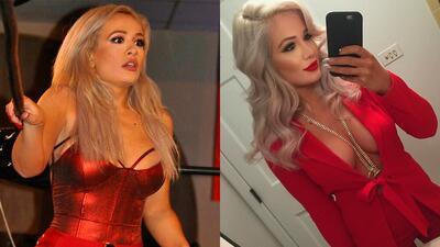 Scarlett Bordeaux quiere devolverle la belleza a la lucha libre