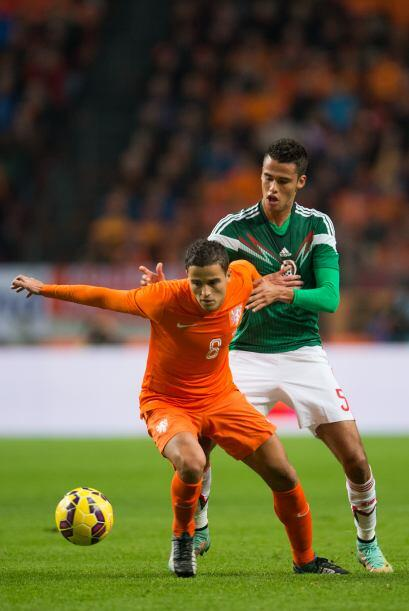 5 Diego Reyes: Aquejó la falta de actividad en el Porto y  le costó trab...