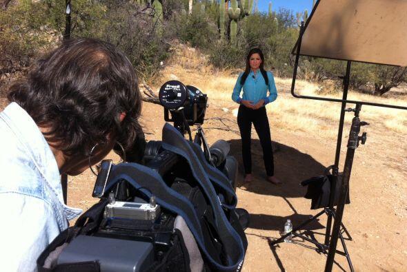 El desierto de Arizona cobra cada año la vida de cientos de inmig...