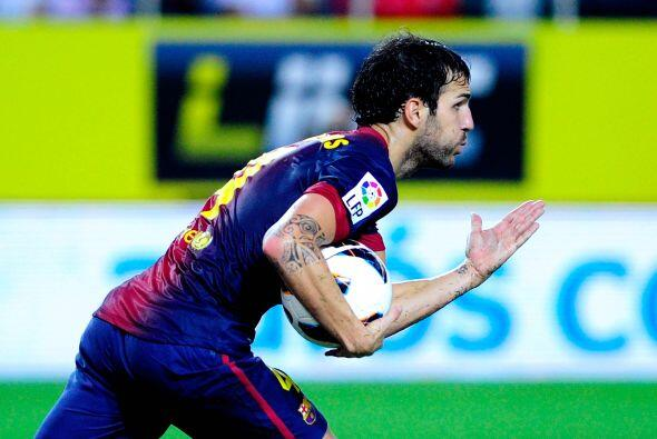 Sus dos goles sirvieron para levantar a un Barcelona que caía por 2-0 y...