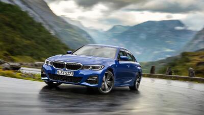 La séptima generación del BMW Serie-3 llegó al Auto Show de París