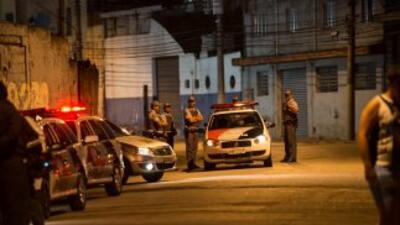 Desde inicios de octubre, las autoridades policiales de Sao Paulo han re...