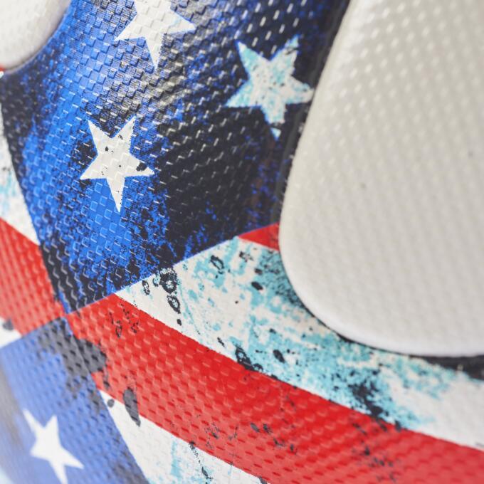 El nuevo diseño del balón de la MLS para 2017 presentado por adidas y la...