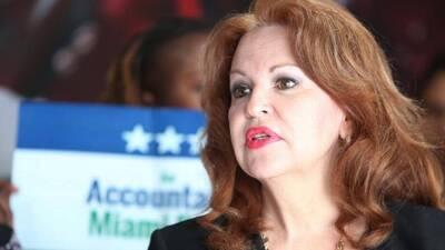 Bettina Rodríguez Aguilera fue concejal de Doral y aspira a un puesto en...