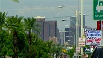 Una de las ciudades de Arizona