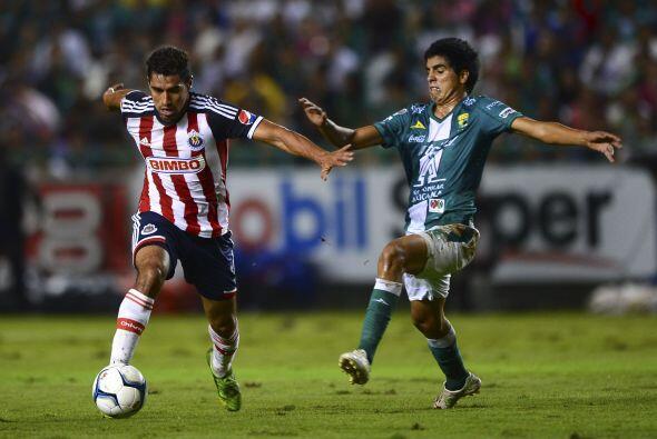 En la misma jornada León recibe a las Chivas, en uno de los duelos histó...