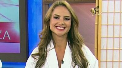 Ximena Córdoba reveló sus secretos de belleza