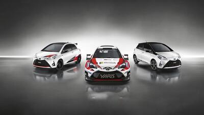 Estas han sido las versiones de vehículos Toyota limitadas de Gazoo Racing