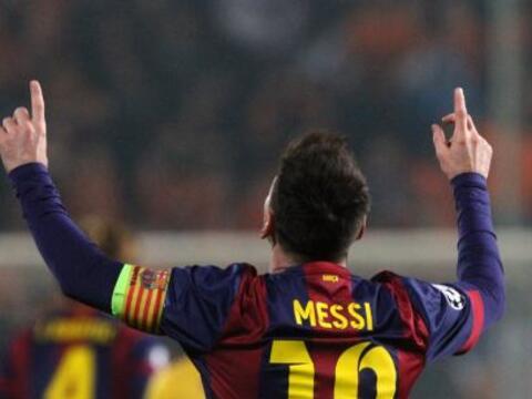 Lionel Messi agigantó este martes en Chipre su leyenda y la esple...