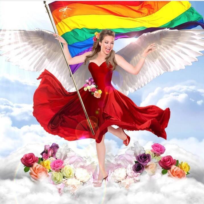 Thalia Diosa gay