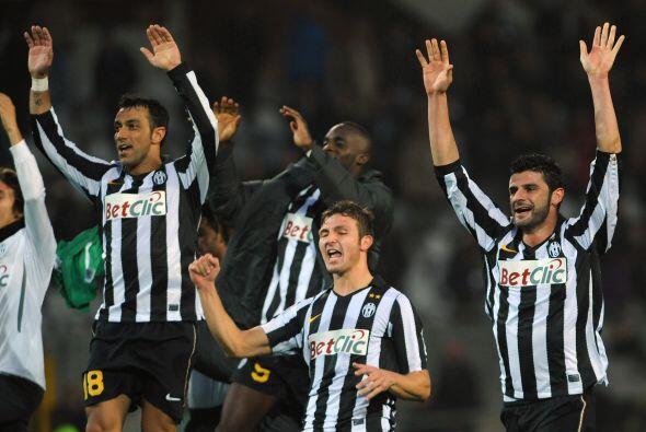 La Juventus ganó por 3-1 y ya es cuarta de la tabla general, a un solo p...