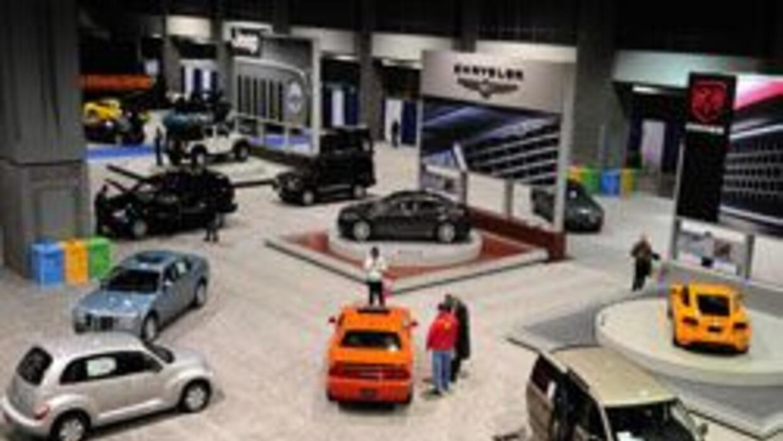 El Chicago Auto Show estará abierto hasta el 22 de febrero.