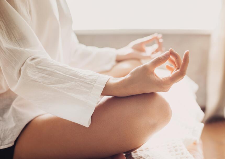 meditación - meditando