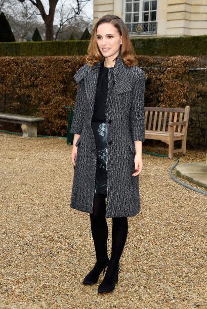 Portman es considerada como una de las famosas con mejor estilo y al ver...